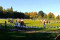 14. WeldeBierathlon, Plankstadt, am 06.10.18, Zum Abschluss große Party