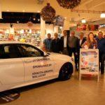 BMW mit kirchlichem Segen und Backkurs mit Sally zu gewinnen