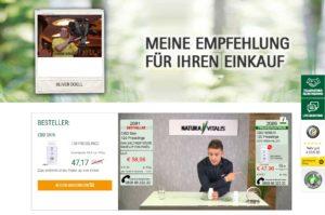 Naturavitalis, besser Leben - Oliver Döll empfiehlt