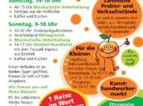 Großes Hoffest in Dielheim bei Freudensprung. Selbsterzeuger, Ponyreiten, Cocktailbar, Livemusik, eine Reise gewinnen