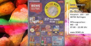 Rewe Rimmler Reilingen, Angebote ab 15.10. bis 20.10.2018