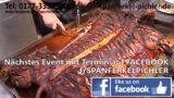 Spanferkel Hoffest – DAS LETZTE MAL – bei Pichler in Walldorf am 28.10.18 ab 11 Uhr – 18 Uhr