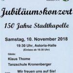 150 Jahre Musikverein Stadtkapelle Walldorf