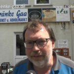 Getränke Gaa, Interview mit Norbert Gaa, Getränkelager Hockenheim