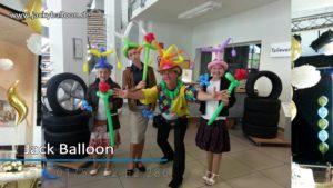 Jack Balloon, Eventmanagement, Ballon Künstler, Eventgestalter, (16)