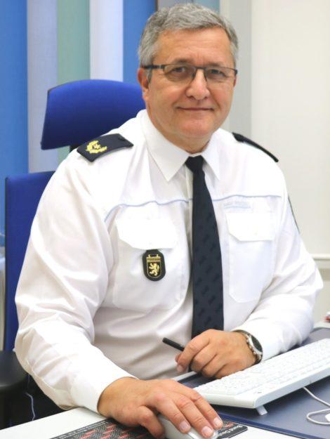 Mannheim: Siegfried Kollmar zum Polizeivizepräsidenten des Polizeipräsidiums Mannheim ernannt