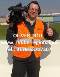 Hockenheimring, Videoproduktion, TV, Oliver Döll, Kamera Hockenheimring,