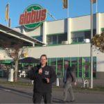 Waghäusel – Wiesental, Globus Einkaufszentrum: Ziehung des Hauptpreises BMW 118i