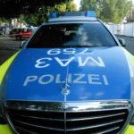 Wiesloch: BMW angefahren und geflüchtet – Hinweise an die Polizei