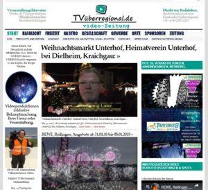 Unterhof Weihnachtsmarkt 14-12-18 Titelseite TVüberregional