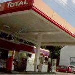 Baiertal: Mit Axt bewaffneter Räuber überfällt Tankstelle