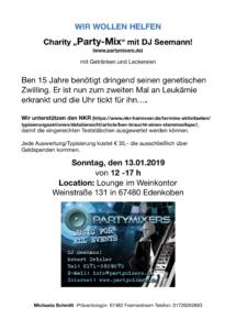 Aktion Ben-DJ-Seemann