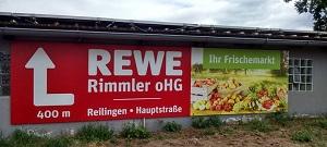 Rewe, rimmler, reilingen, Werbung, TVüberregional