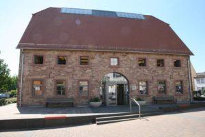Tabak Museum Hockenheim, Zehntscheune