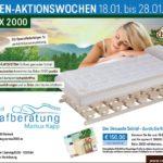 150 € Gutschein sichern: Zirbenholz-Betten-Aktion, Markus Kapp,vom 18.01. bis 28.01.2019
