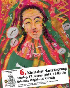 Kirrlacher Narrensprung, Sonntag, 17.02.19 Ortsmitte Kirrlach