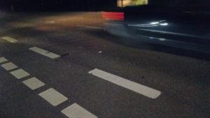 Unfall Baiertal 18.02.19 mit Fahrerflucht (2)