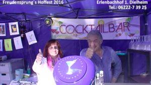Cocktailmixbox Tairnbach, Cocktailservice mieten, monika heissler klug (1)