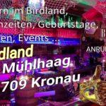 Feiern im Birdland, Hochzeiten, Geburtstage, Firmen, Events und was Sie wünschen.