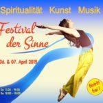 Festival der Sinne am 6. April 2019, 11- 19 Uhr