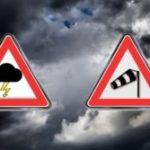 """Sturmtief """"Bennet"""" – Baum stürzt auf zwei teure Autos – Schaden weit über 100.000 Euro"""