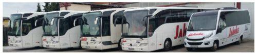 Jahnke Reisebus Unternehmen Hockenheim