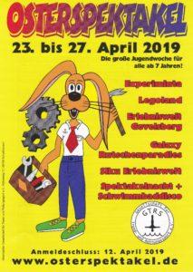 Wiesloch - Schatthausen, Osterspektakel am 23. - 27.04.2019