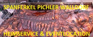 Spanferkel Hof Pichler, Walldorf, Heimservice und Eventlocation