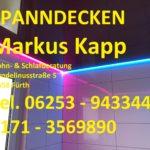Spanndecken Markus Kapp, Videobeispiel 01