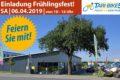 Wallorf, Tari-Bikes: Einladung zum Frühlingsfest,Samstag, 6. April 2019, 10 bis 16 Uhr
