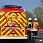 Tödlicher Unfall auf der A6