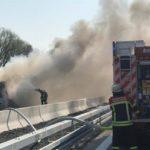 Zwei Tode nach dem verherenden Unfall auf der A6