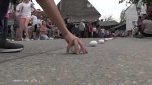 Eierlauf in Unterhof bei Dielheim
