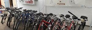 Fahrrad Verleih Reilingen, Fahrradwerkstatt Banner 300 x 99