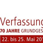 70 Jahre Grundgesetz: Karlsruhe feiert großes VerfassungsFEST
