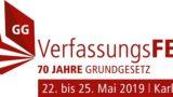 70 Jahre Grundgesetz: Karlsruhe feiert großes VerfassungsFEST
