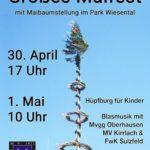 Großes Maifest in Wiesental