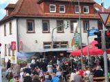 Relax 2000, Bettensysteme, 18.04.19 in Heppenheim auf Ostermarkt