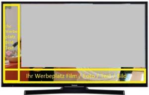 TVüberregional Onlinefernsehen, 24 Stunden Stream, Werbeplatz