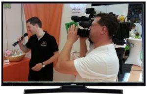 TVüberregional geht auf TV Sendung