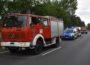 Frontalzusammenstoß zwischen Pkw und Kleintransporter fordert zwei Schwerverletzte