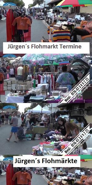 Juergens Flohmarkt Termine