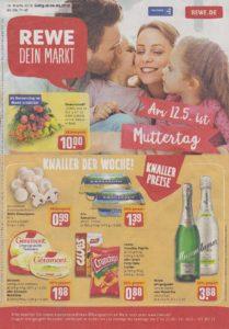 Rewe Reilingen, Angebote vom 06. bis 11.05.2019