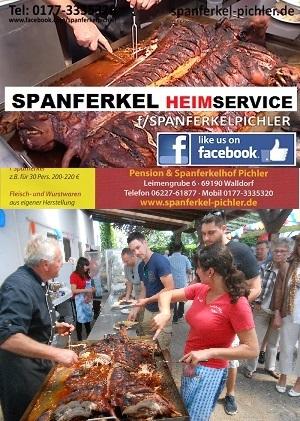 Spanferkel Pichler, Plakat, 2019 - 01
