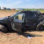Zwei Schwerverletzte bei einem Unfall auf der L 454