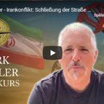 Dirk Müller – Irankonflikt: Schließung der Straße von Hormus käme USA zugute!