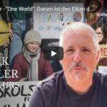"""Dirk Müller – """"One World"""": Darum ist den Eliten das Klima plötzlich so wichtig!"""