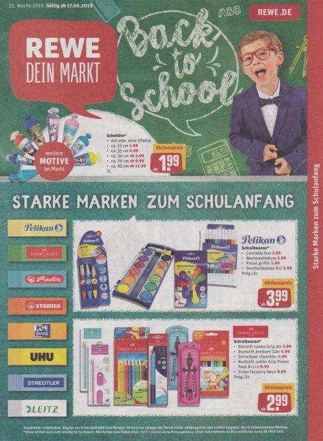 Rewe Reilingen Angebote ab 17. bis 22.06.2010