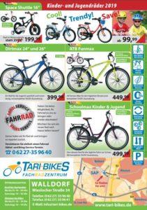 Sommerfest bei Tari-Bikes ! Wir laden herzlich ein zu unserem Sommerfest am Samstag, 6. Juli 2019, von 10 bis 16 Uhr.