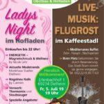 Dielheim, Freudensprung: Ladys Night mit Live-Musik von Flugrost am 05.07.19